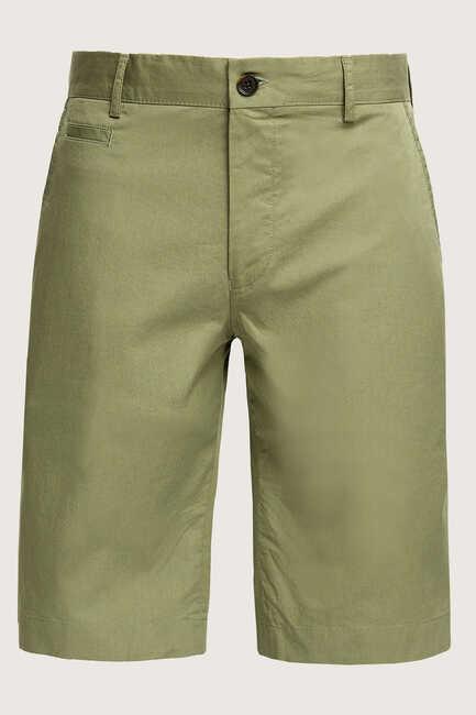 CUSCO BERMUDA SHORTS - GREEN