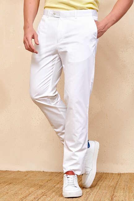 FRANKSFIELD PANTS - WHITE