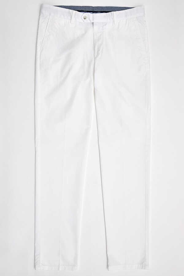 SMILE - FRANKSFIELD PANTS - WHITE (1)