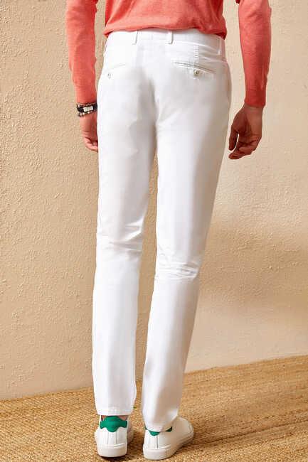 TUNJO PANTS - WHITE