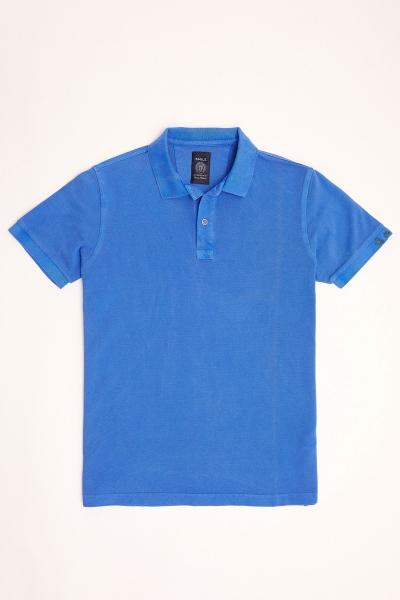 GARMENTO POLO - DARK BLUE