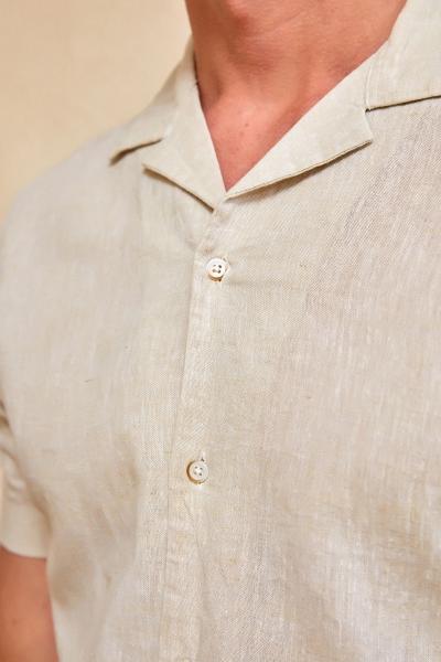 LINAPACH SHIRT - BEIGE