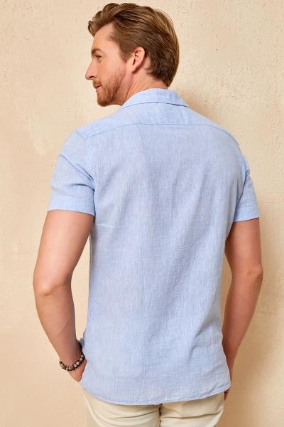 LINAPACH SHIRT - BLUE