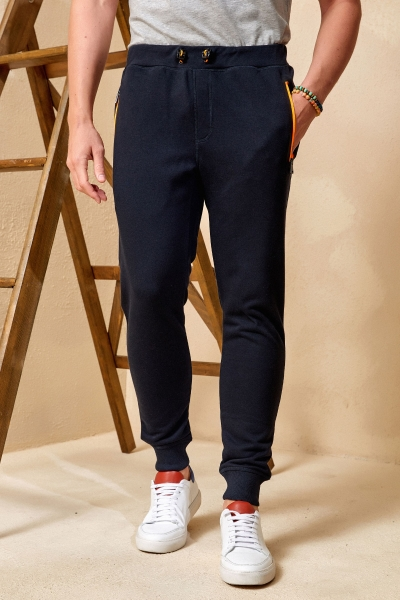 SMILE - THERETH PANTS - BLACK