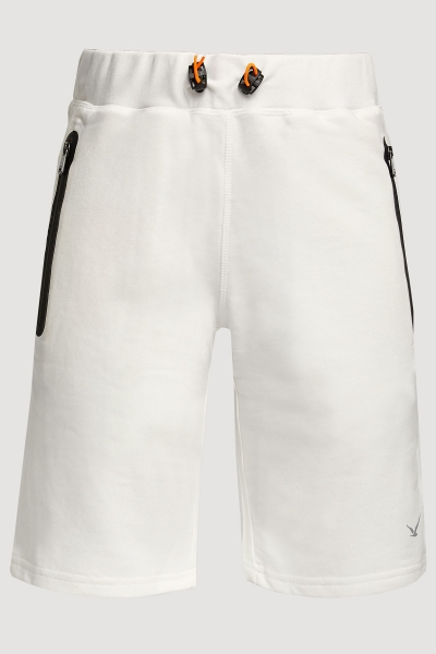 SMILE - TWOTH SHORTS - OFF WHITE (1)