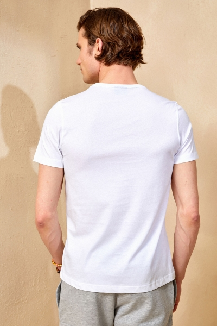 TREIESTE MAN T- SHIRT - WHITE